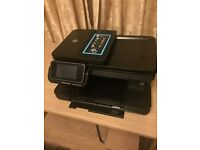 hp photosmart 7510 Printer for parts with power cable/adapter - Wireless and USB printing options