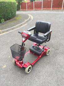 STERLING LITTLE GEM NEW BATTERIES CAR BOOT MOBILITY SCOOTER