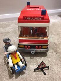 Playmobil Ambulance 3456