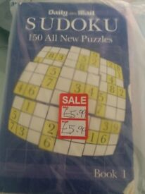 SUDOKU 150. All new puzzles book1