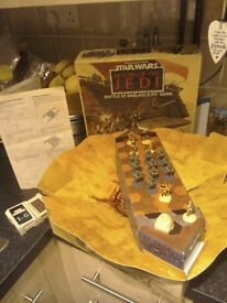 Rare return of the Jedi board game