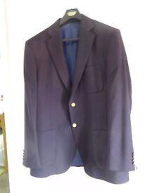 Marks & Spencer Men's Classic Blue Blazer
