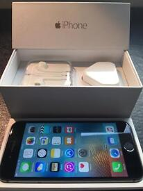 IPHONE 6 16GB UNLOCKED with Accessories Immaculate CONDITION 😀