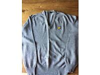 Lyle And Scott jumper size large