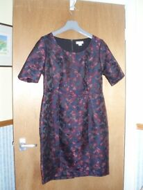 Monsoon Dress and Jacket Size 12 worn once immaculate condition £50