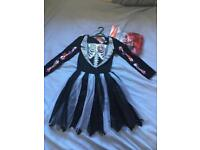 Brand new girls Halloween costume Age 11-12