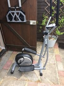 Cross trainer for sale.