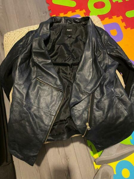 Leather jackets , used for sale  Waddington, Lincoln