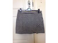 New Look gingham skirt