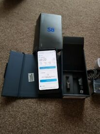 Samsung s8 64gb orchid grey