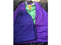 Men's fancy dress outfit-JOKER