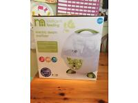 Mothercare pod electric steriliser