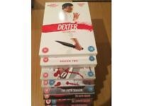 Dexter Series 1-8