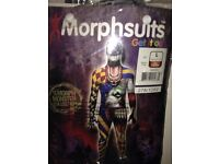 Clown morphsuit not used
