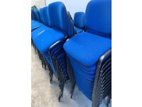 office furniture stacking chairs meeting/conference