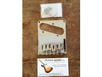 Fender Telecaster Fit Custom World 6 Saddle Bridge