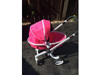Child's play pushchair for sale