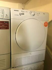 HOOVER WHITE 8 KG CONDENSER DRYER WITH GENUINE GUARANTEE 🔥🔥