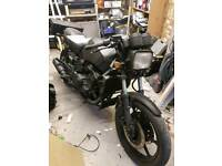 Rat/survival bike/trike project Kawasaki GPZ750 G
