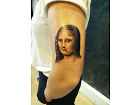 Portrait Tattoos (cost of supplies only), Angel/Islington