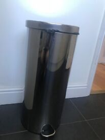 Stainless Steel Kitchen Bin