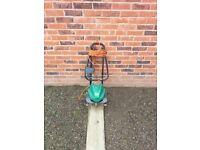 Qualcast rotavator/tiller