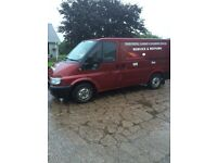 FORD TRANSIT YEAR 2003 FOR BREAKING