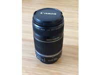 Canon EF-S 55-250mm Telephoto Zoom Lense, for Sale!
