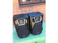 Technics Speakers 160w