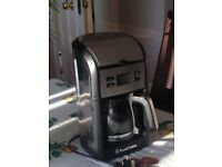 Russell Hobbs coffee machine