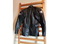 Women's fitted Motorbike Jacket