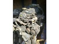 Nissan cabstar 2008 engine & gearboxe