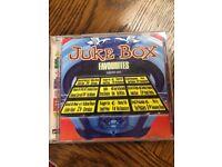 Juke Box favourites volume one 50/60s