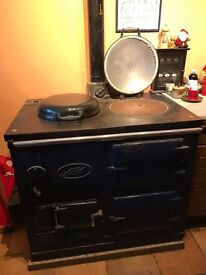 Two Oven Oil Fired AGA for Sale