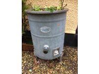 Antique water heater
