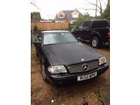 Mercedes-Benz SL500 5.0 auto 1998 Convertible V8