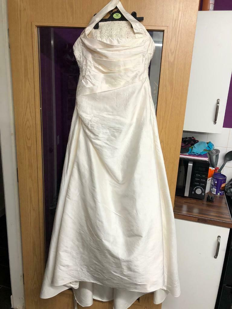 Wedding Dress In Keith Moray Gumtree