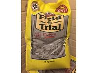 Skinners field and trial puppy 15kg bag