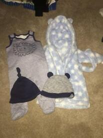 3-6 month baby boy sleep wear