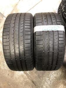 255/40R18 CONTINENTAL ALL SEASON TIRES (PAIR) Calgary Alberta Preview