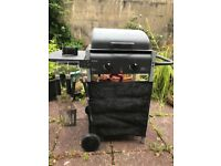 John Lewis Gas Barbecue Grill