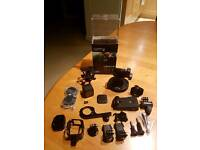 Gopro Session camera and accessories
