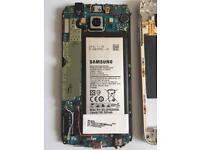 Samsung galaxy S6 smashed screen