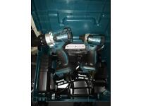 Makita 18v set NEW !!!! 5ah!!! Brushless!!