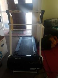 Good condition reebok irun treadmill for sale