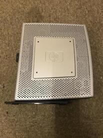 HP Thin Client computer