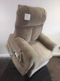 Rise and recline lift and tilt chair