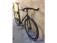 SINGLE SPEED COMUTER - STATE BICYCLE - CONTENDER