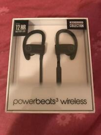 Powebeats3 wireless £100 (NEGOTIABLE)