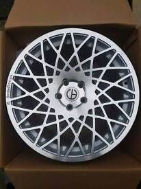 "Brand new 18"" MA1 alloy wheels 5x112"